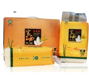 5kg绿万佳硒米(礼盒)